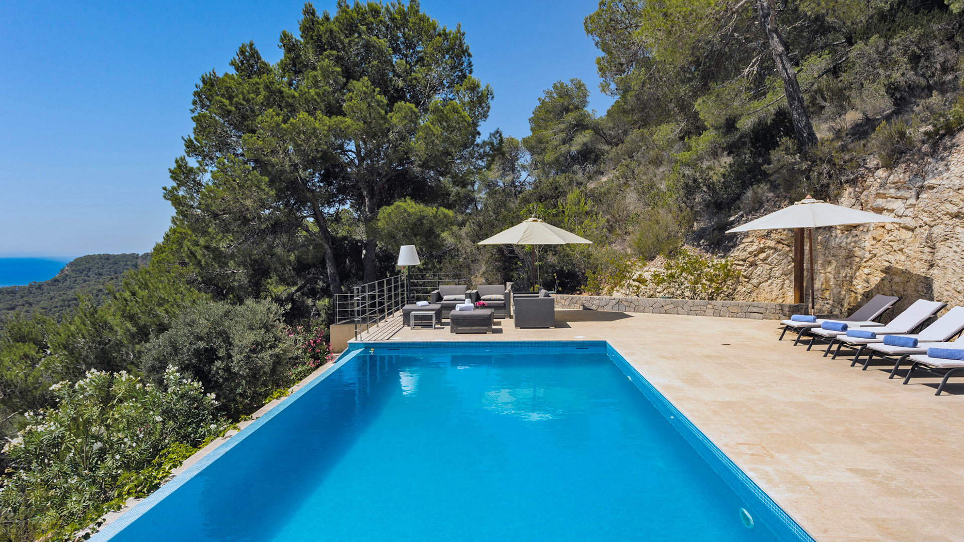 Villa Can Azibi, Rental in Ibiza