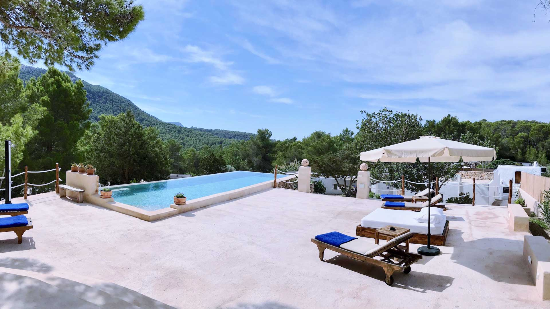 Villa Villa 730, Rental in Ibiza