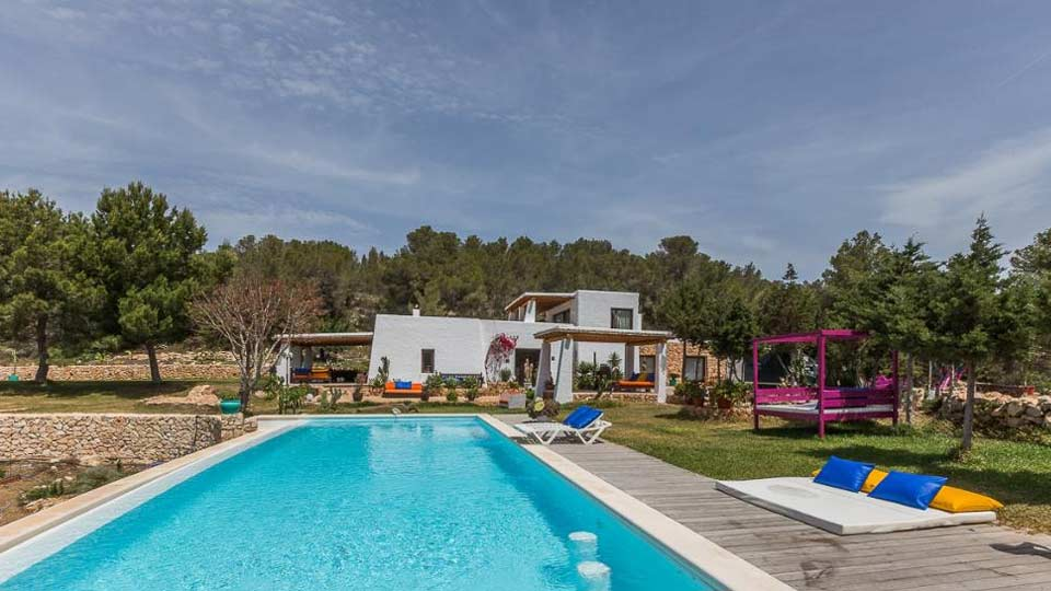 Villa Villa 736, Location à Ibiza