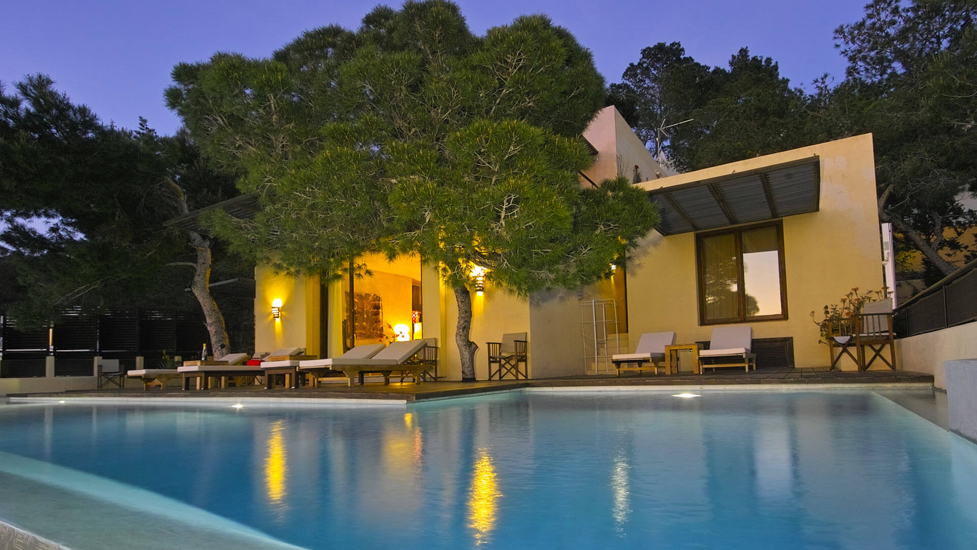 Villa Casa Bruno, Rental in Ibiza