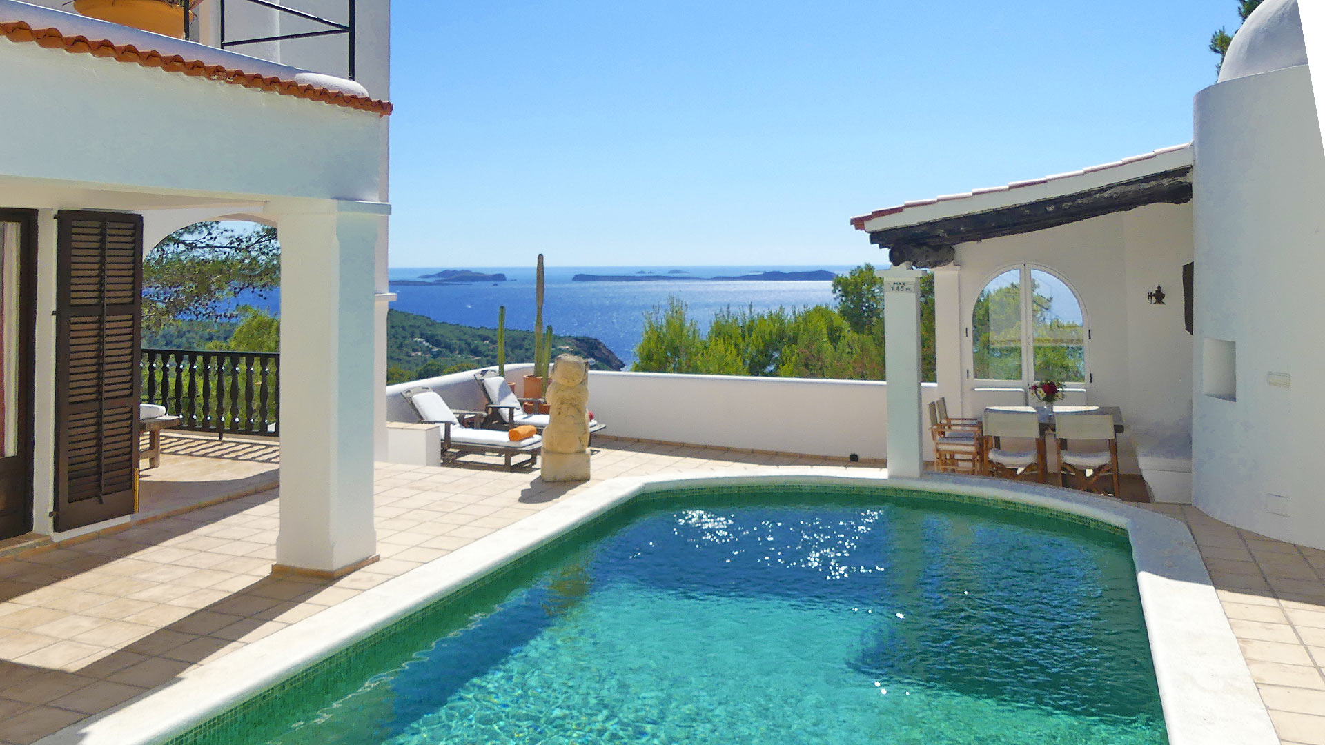 Villa Villa 691, Location à Ibiza