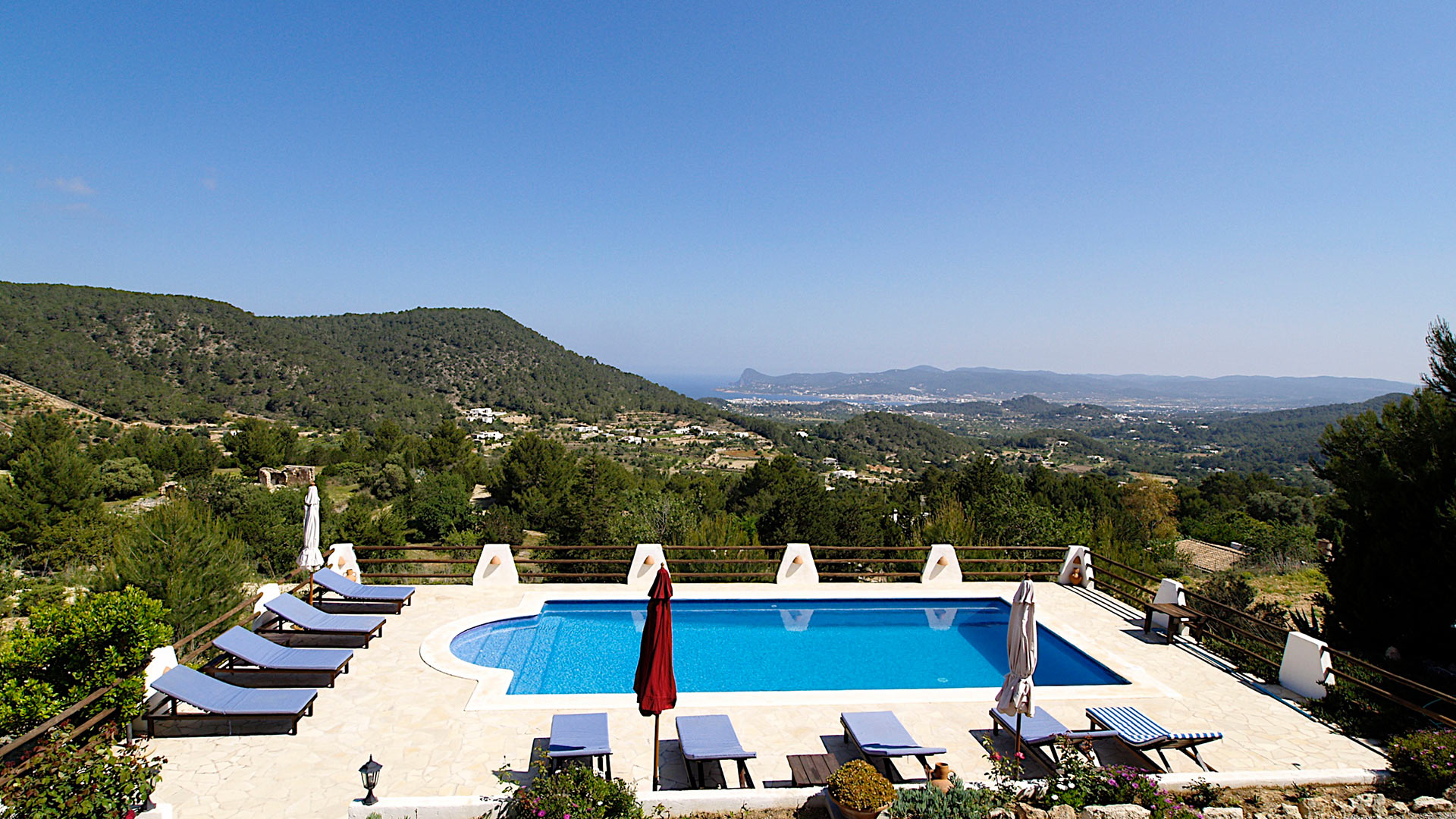 Villa Villa 635, Rental in Ibiza