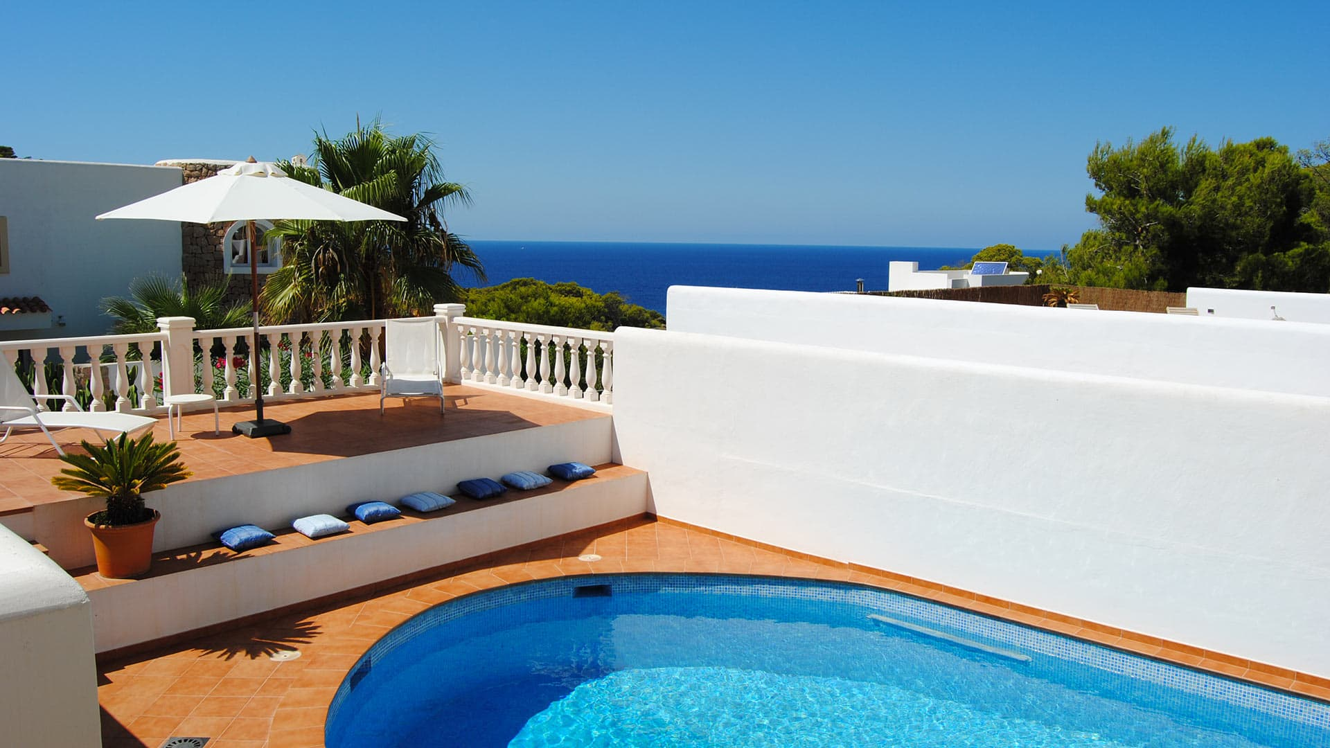 Villa Can Dragon, Rental in Ibiza