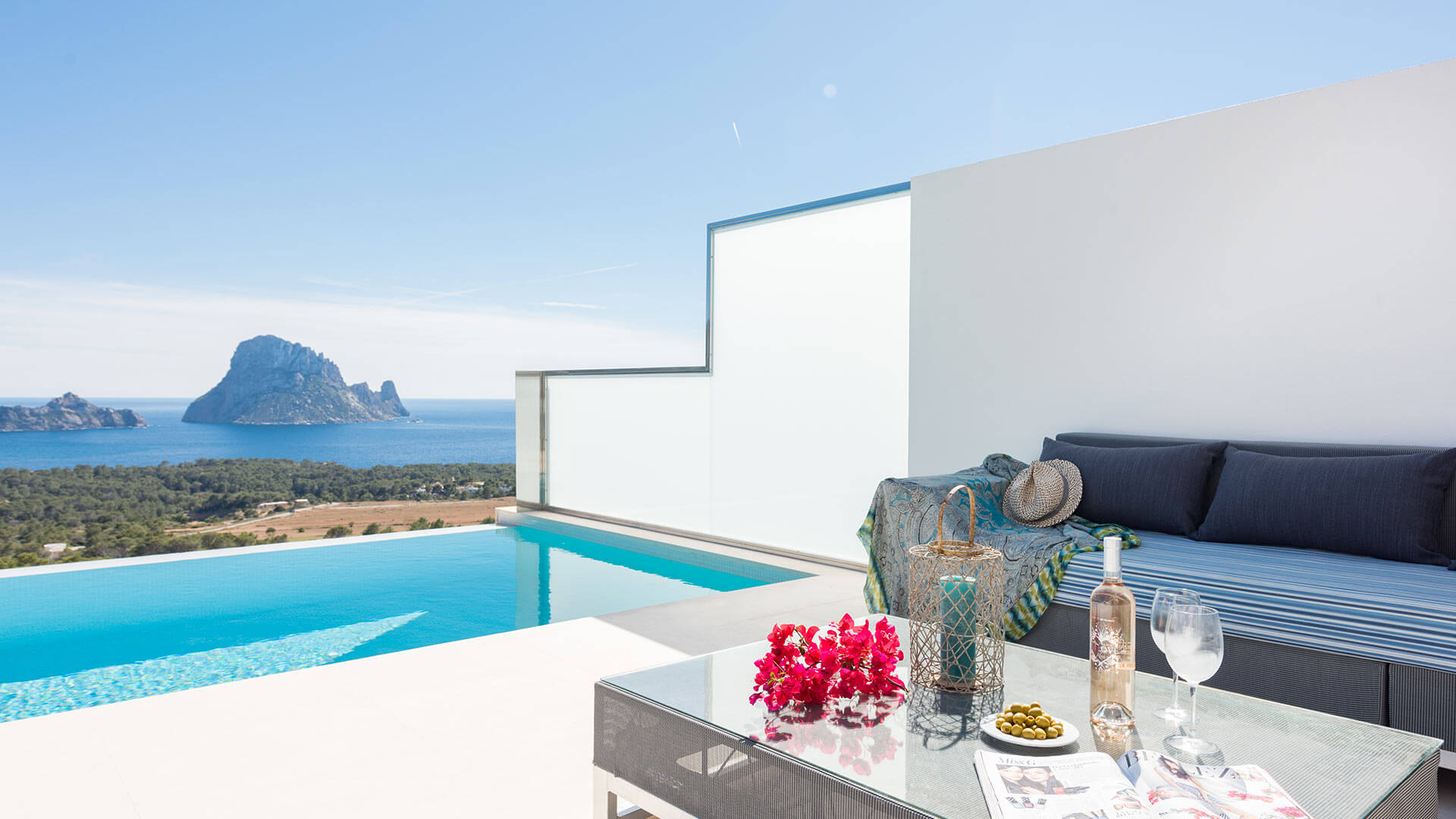 Villa Villa 768, Rental in Ibiza