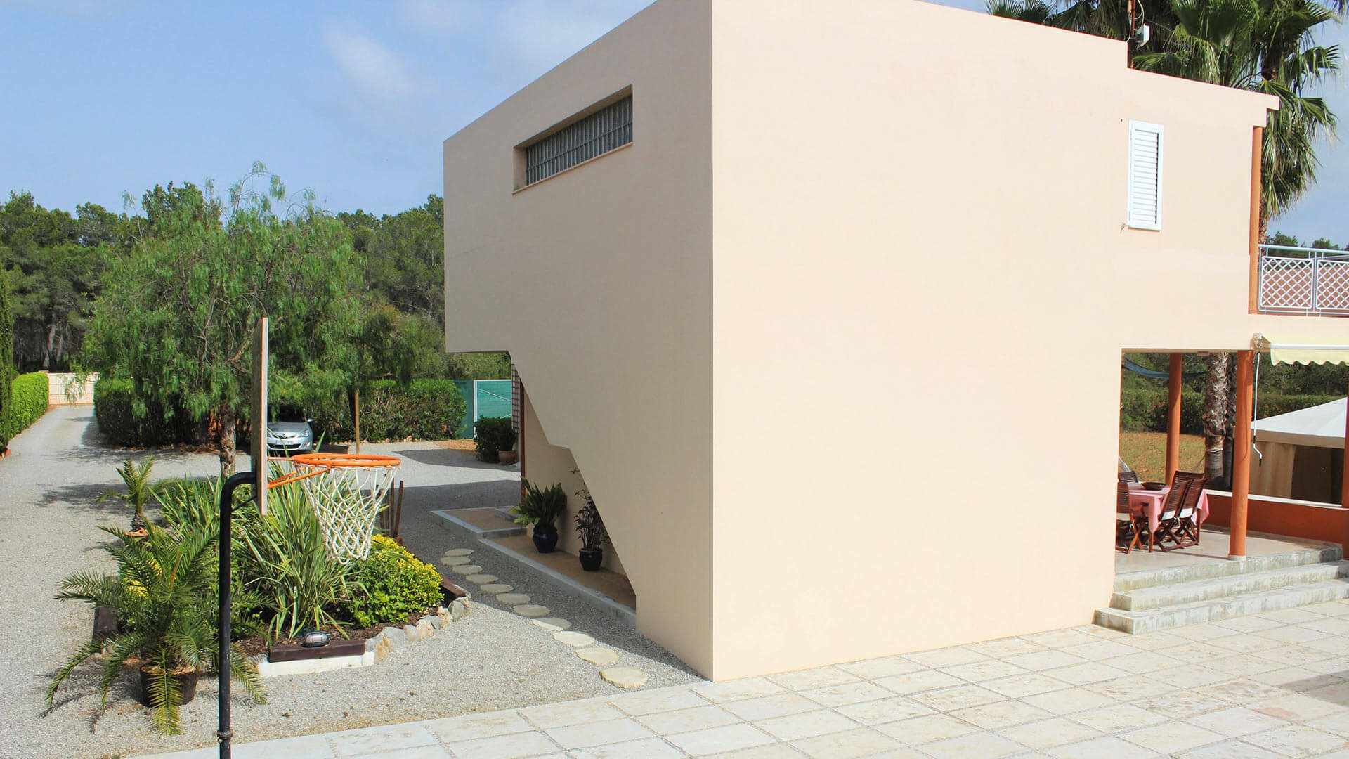 Villa Palm Trees, Rental in Ibiza