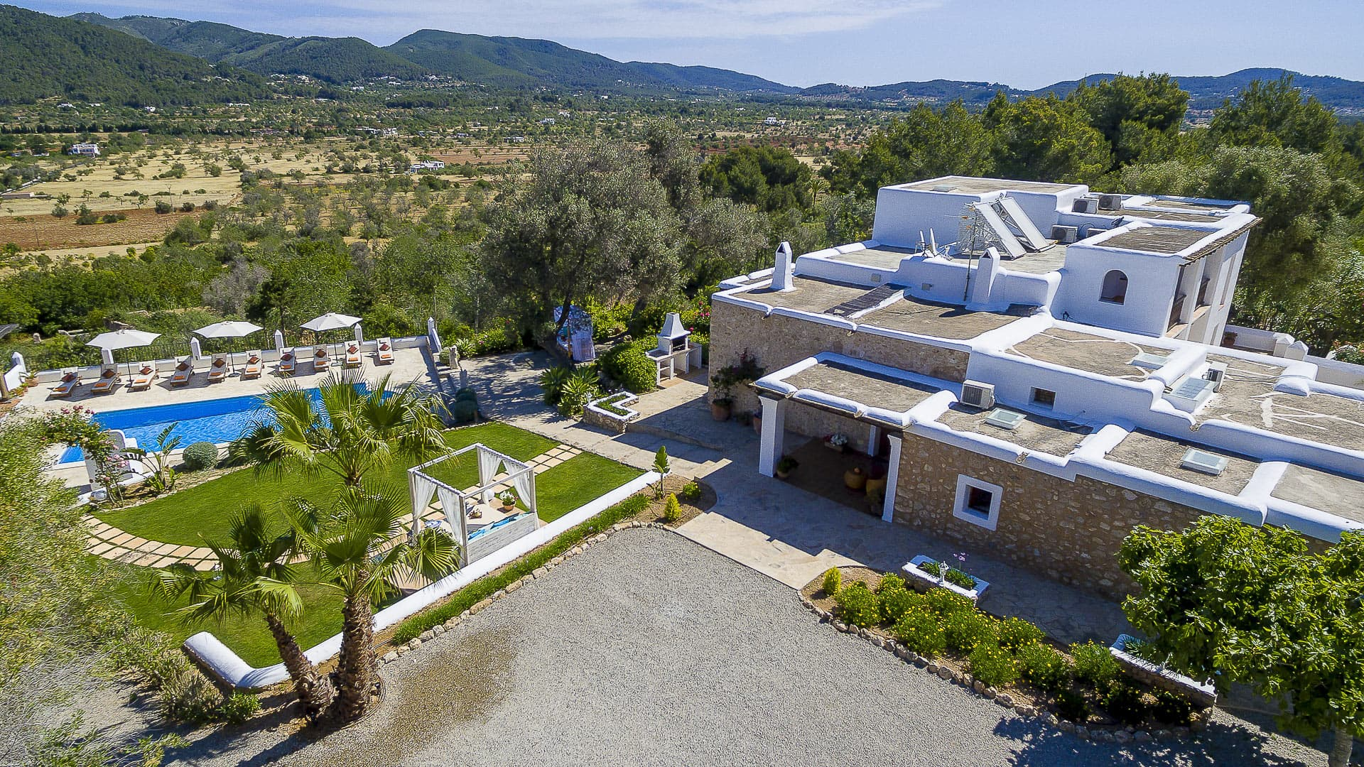Villa Villa 735, Rental in Ibiza