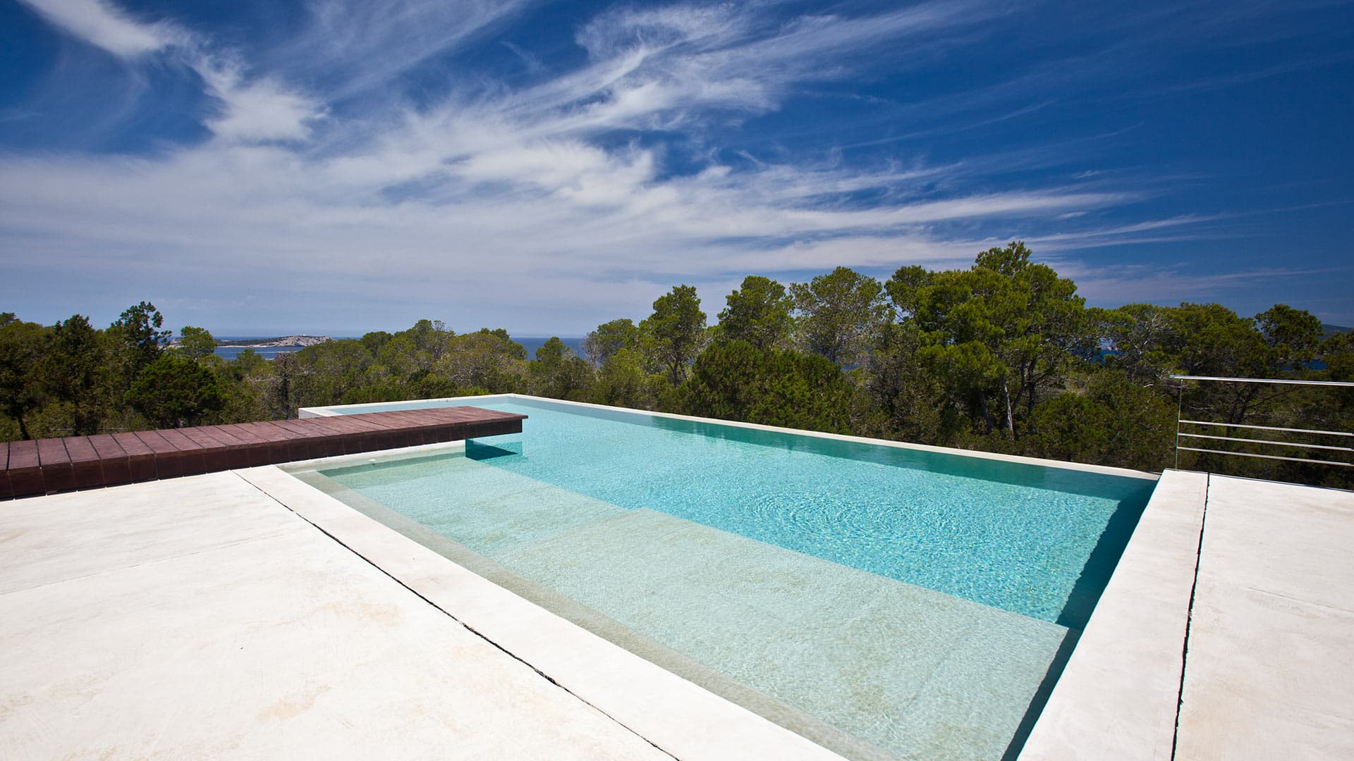 Villa Bassa Sunset, Rental in Ibiza