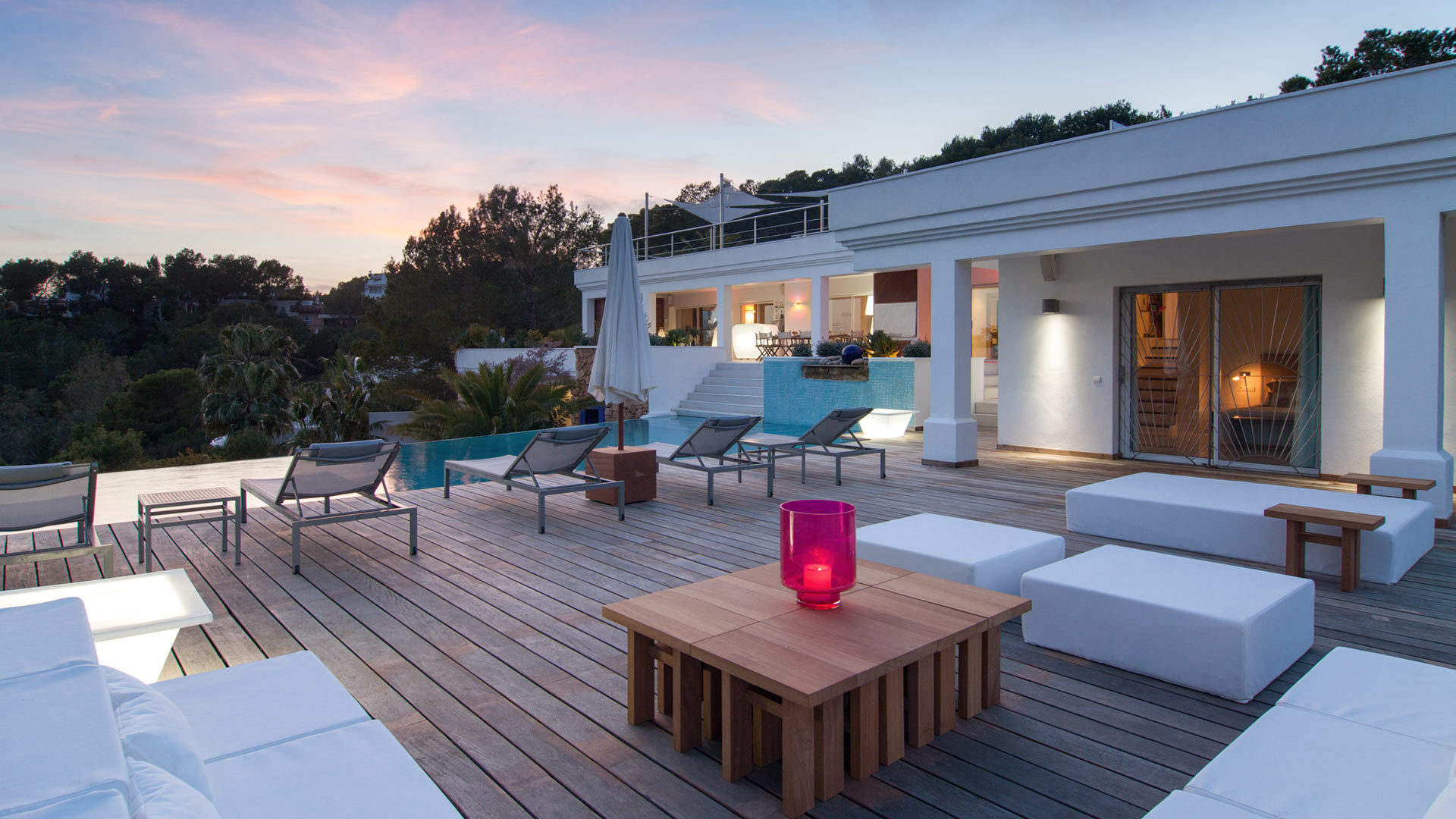 Villa Tropicana, Rental in Ibiza