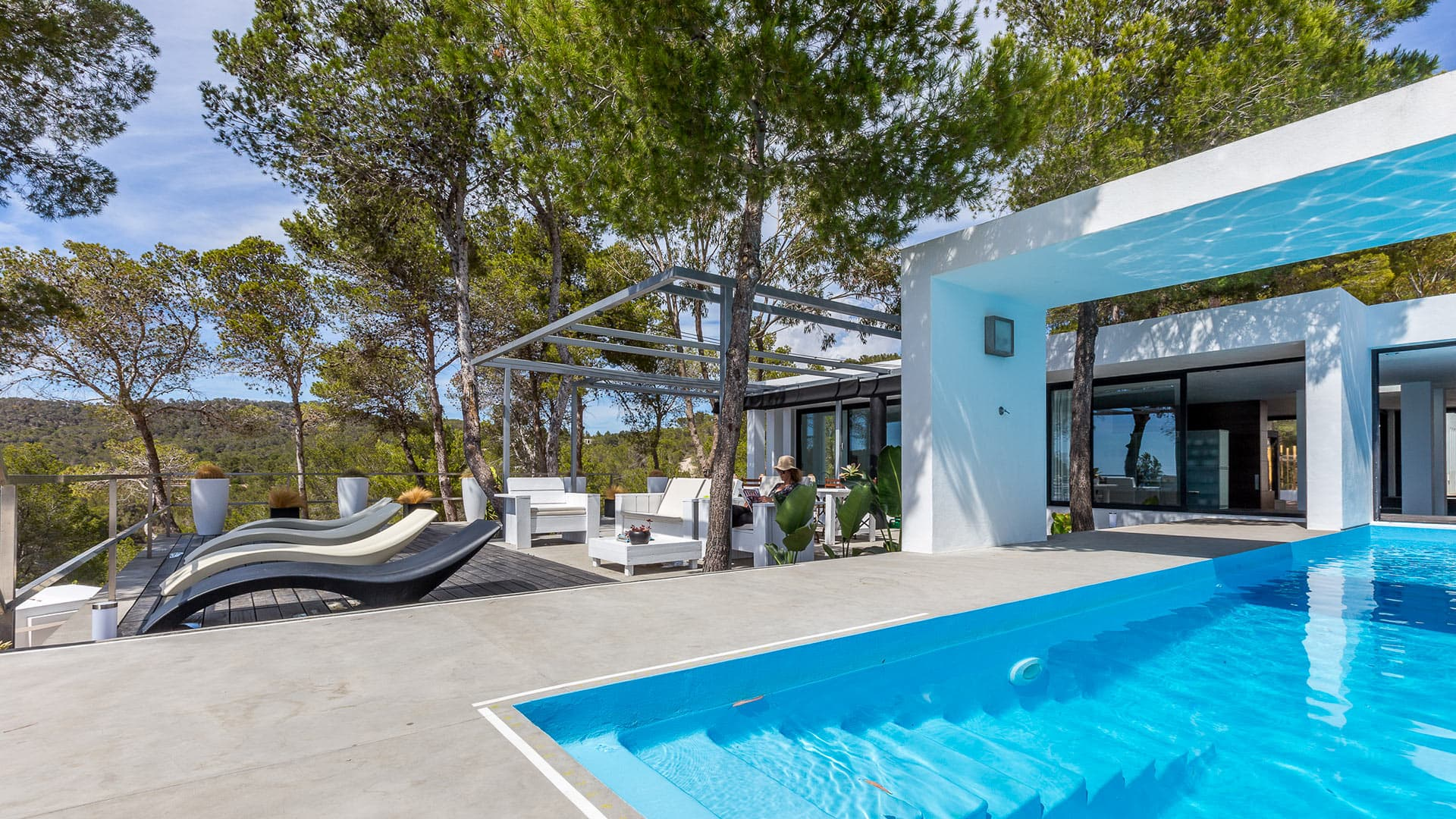 Villa Villa Nicky, Rental in Ibiza
