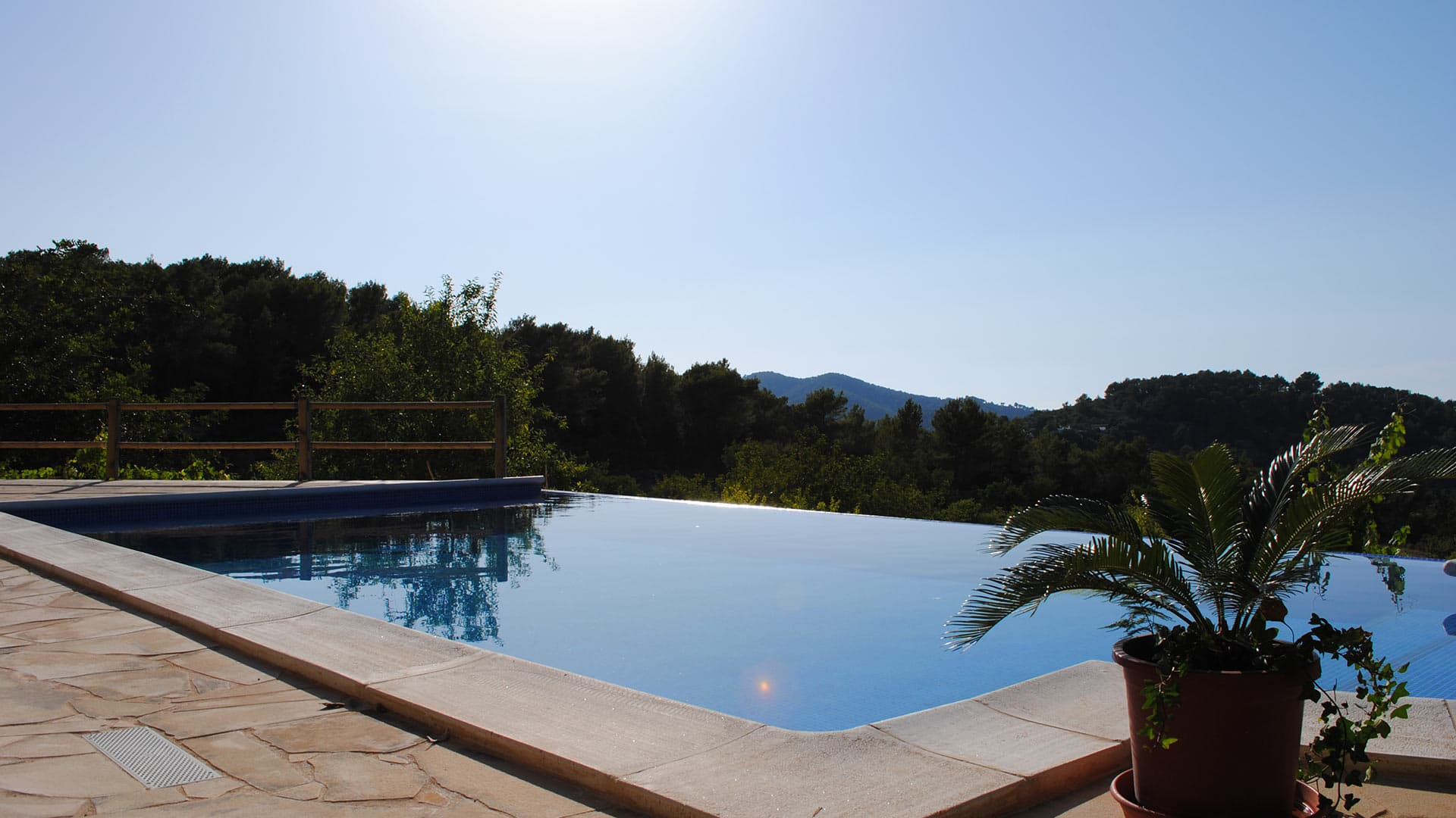 Villa Can Vella, Rental in Ibiza