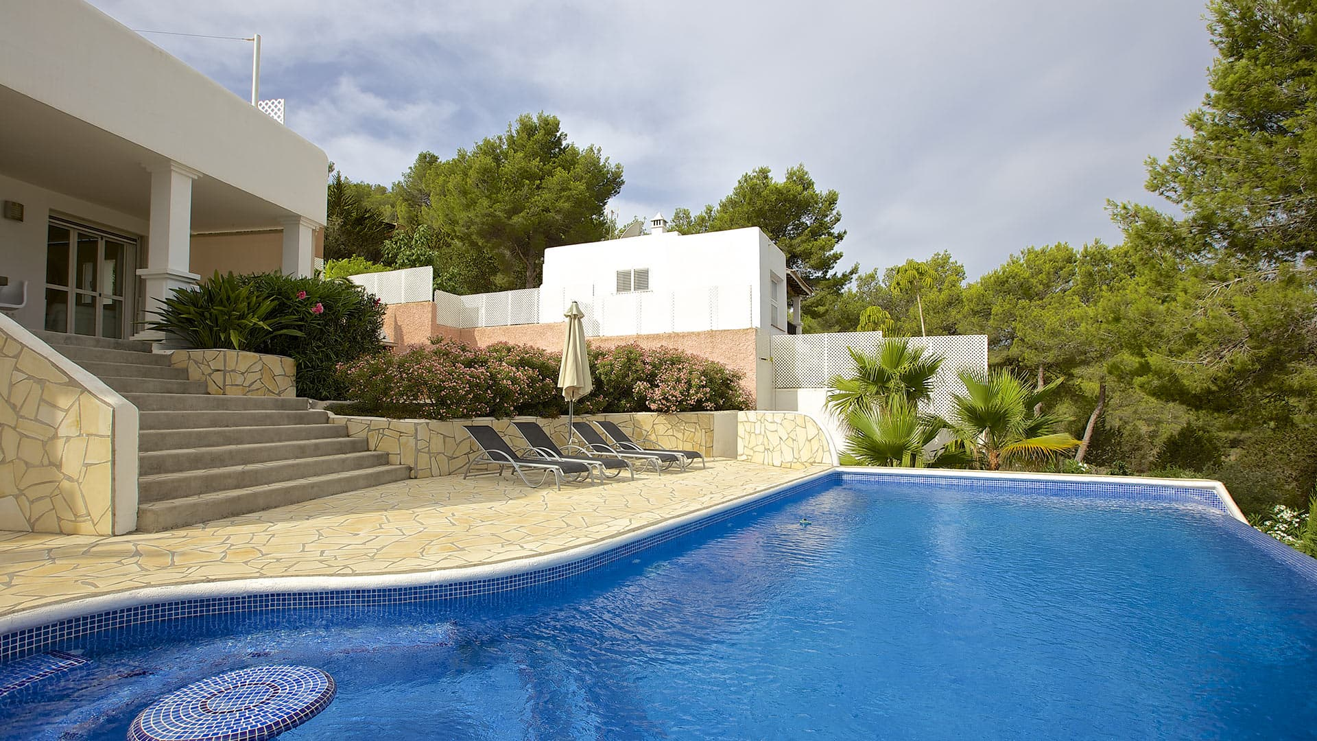 Villa Portmany view, Rental in Ibiza