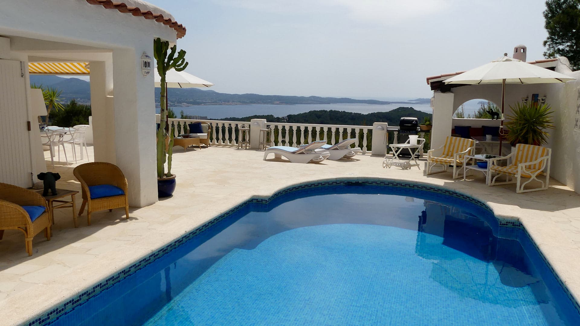 Villa Can Germa, Rental in Ibiza