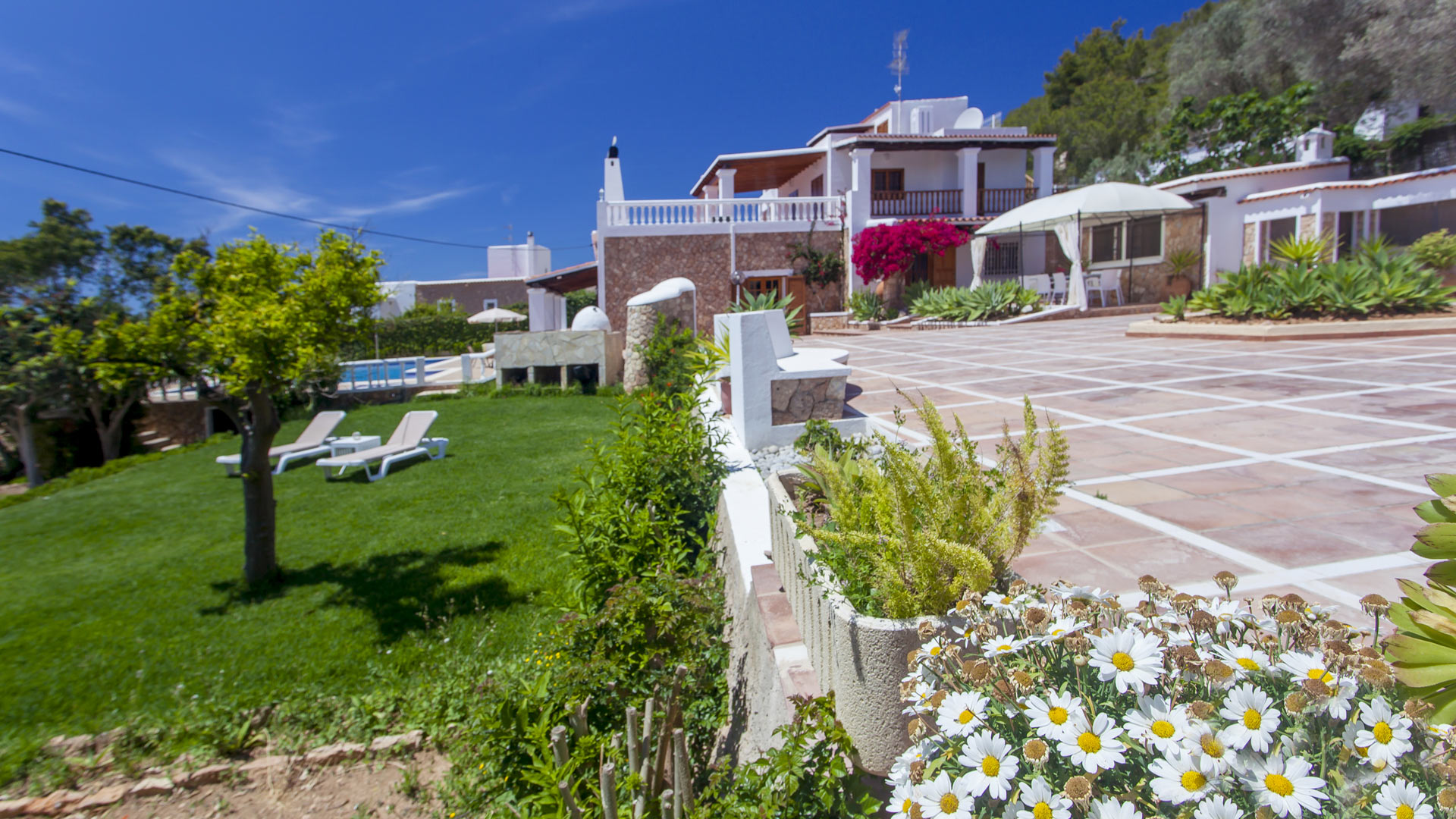 Villa Villa Alex, Rental in Ibiza