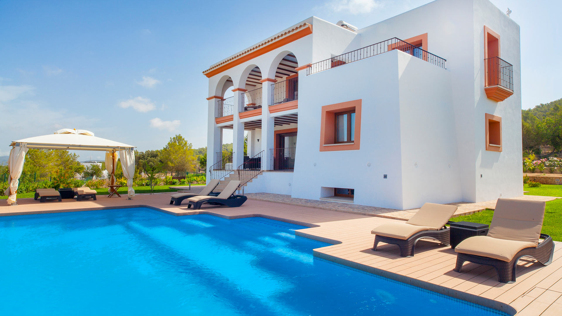 Villa Benimussa Valley, Rental in Ibiza
