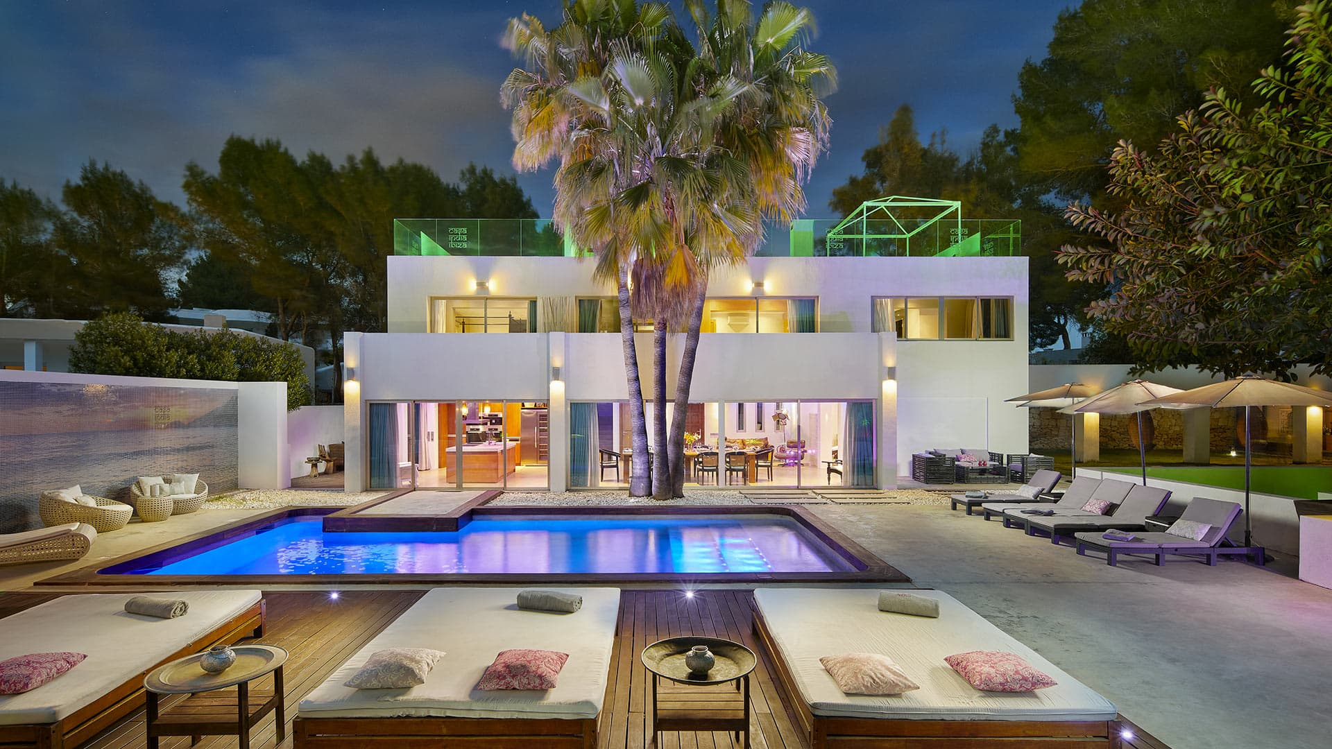 Villa Villa 845, Rental in Ibiza