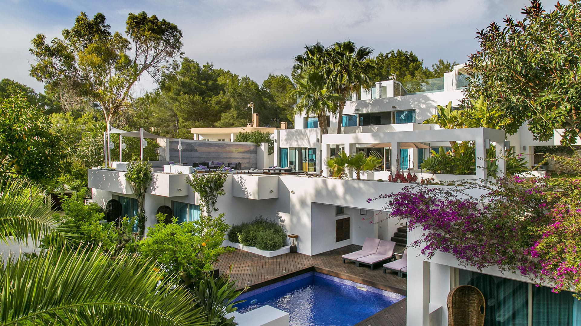 Villa Zen Golf, Rental in Ibiza