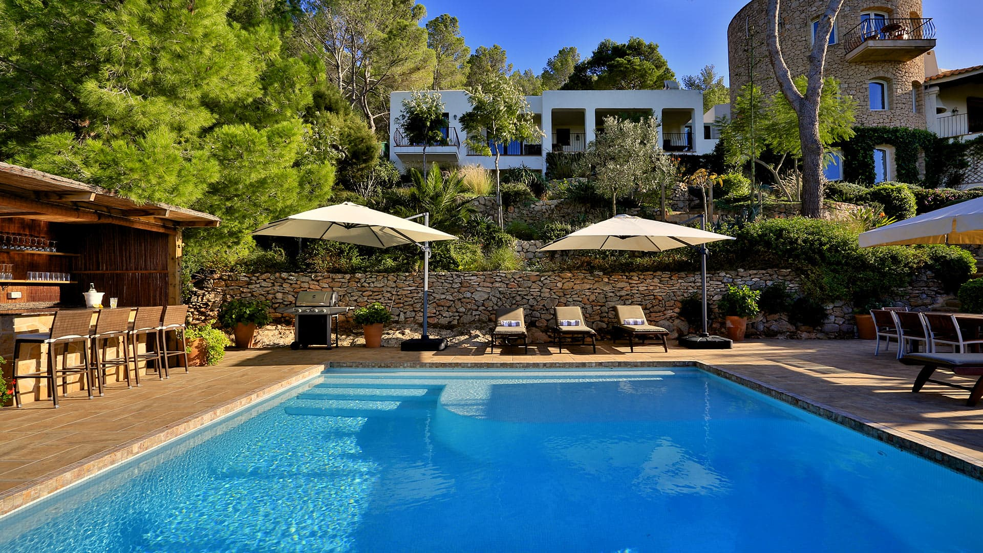 Villa Villa 877, Rental in Ibiza
