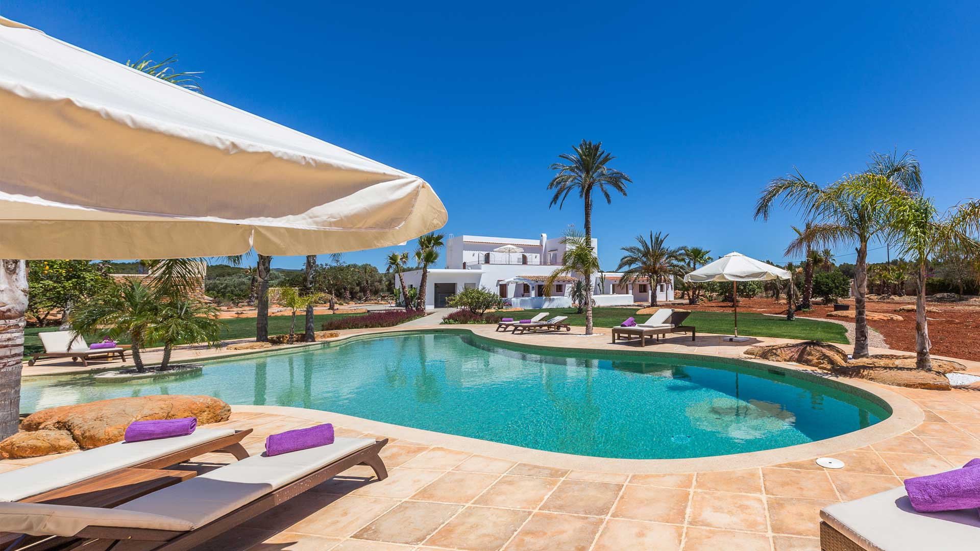 Villa Villa 953, Rental in Ibiza