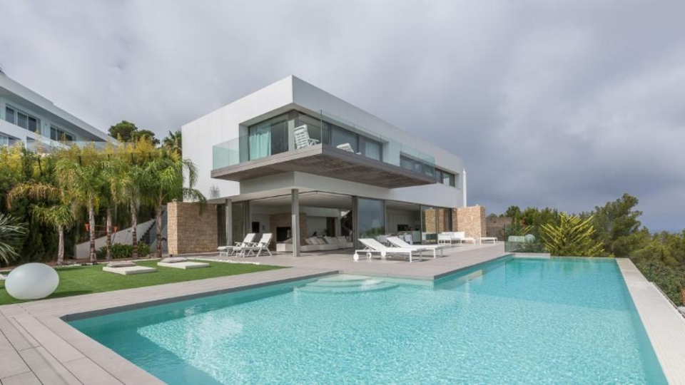 Villa Villa 848, Rental in Ibiza