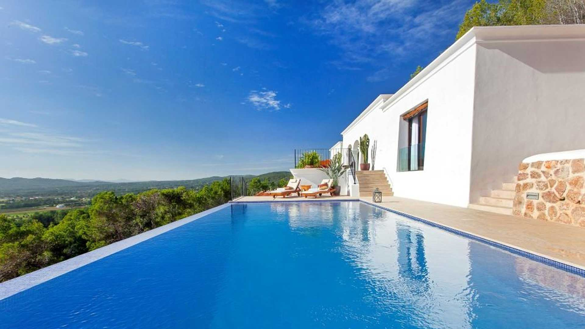Villa Morna Valley, Rental in Ibiza