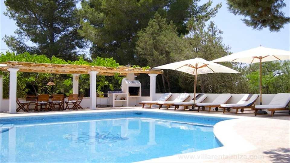 Villa Villa Octopus, Rental in Ibiza