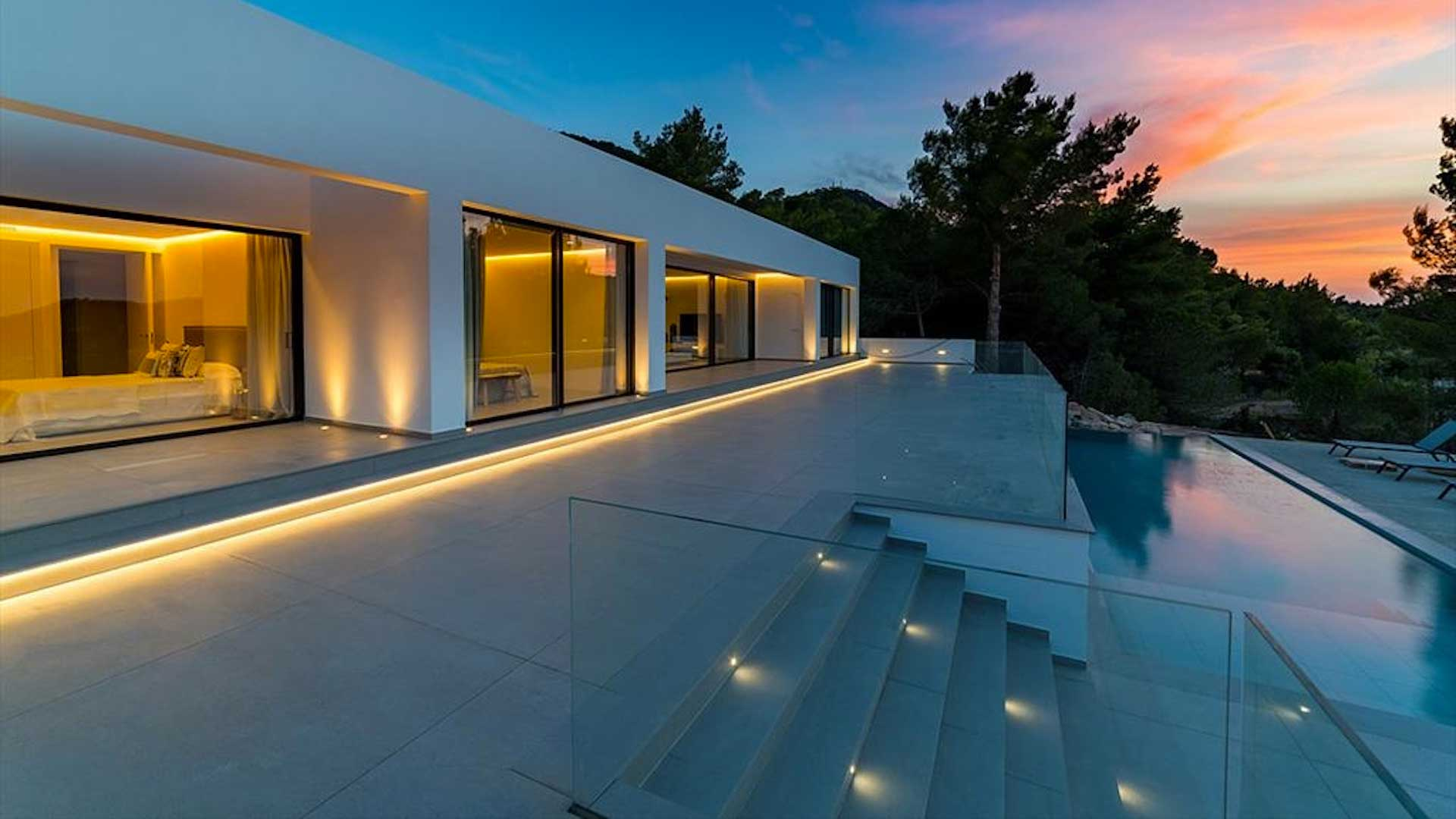 Villa Manuaya, Rental in Ibiza