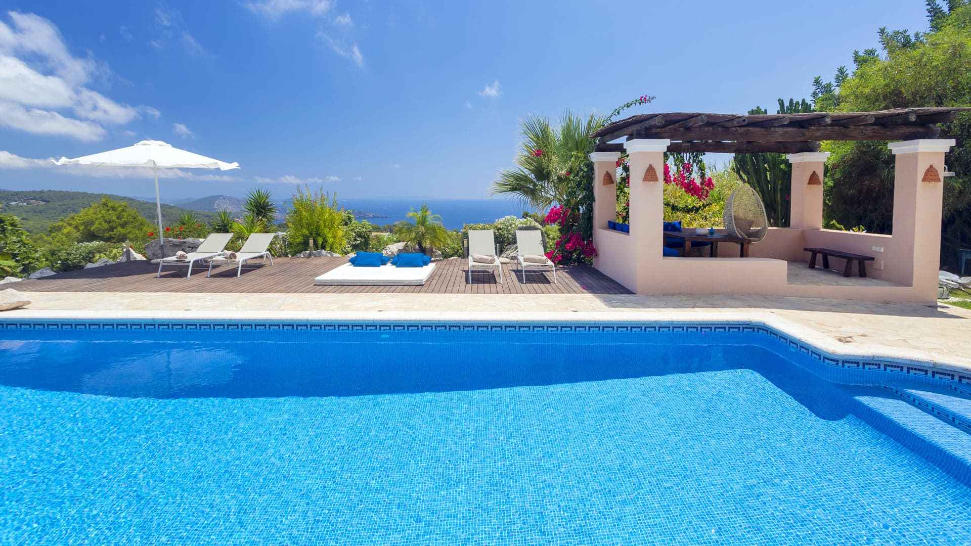 Villa Villa 861, Rental in Ibiza