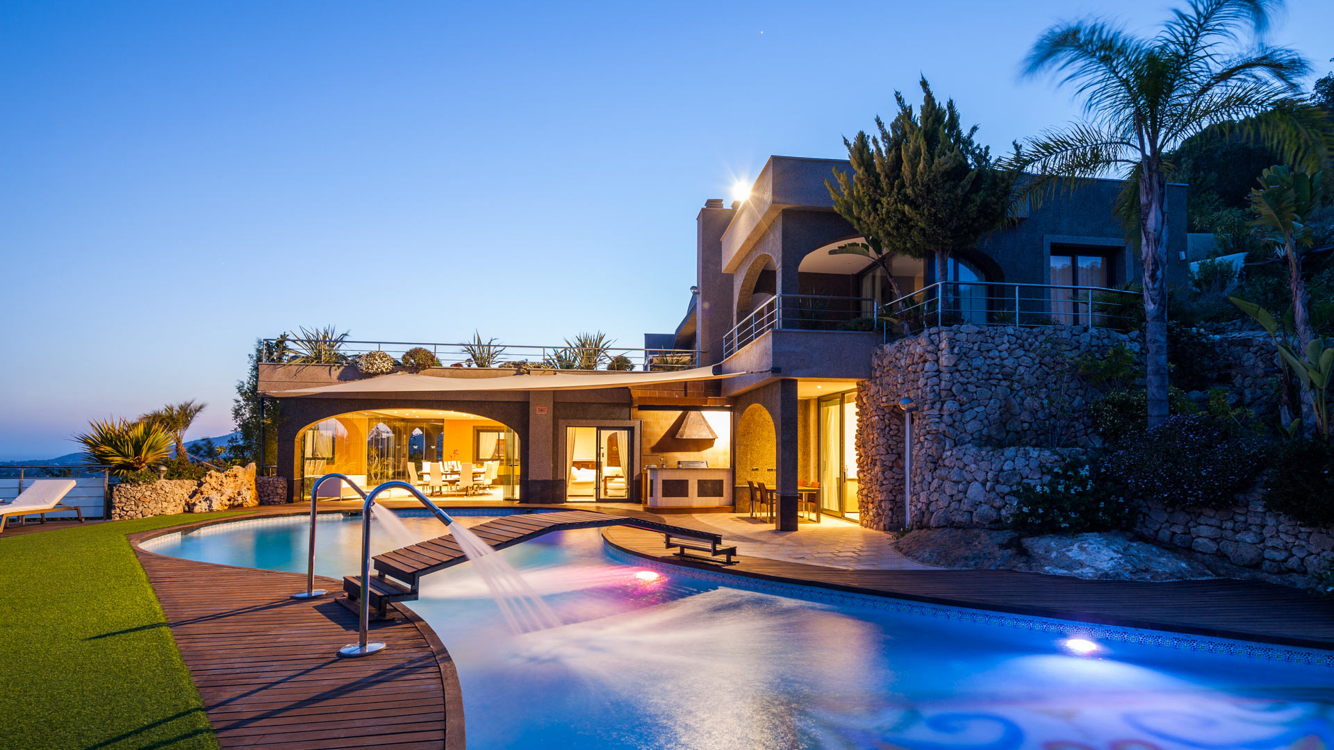 Villa Villa 863, Rental in Ibiza