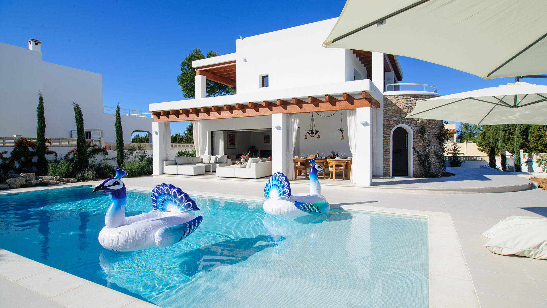 Villa Villa 783, Rental in Ibiza