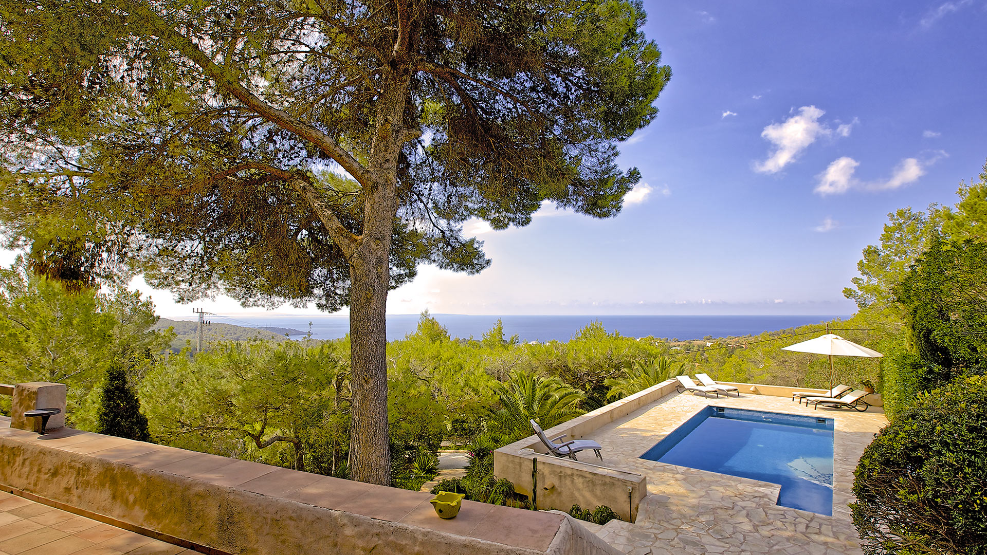 Villa Bellavista, Rental in Ibiza