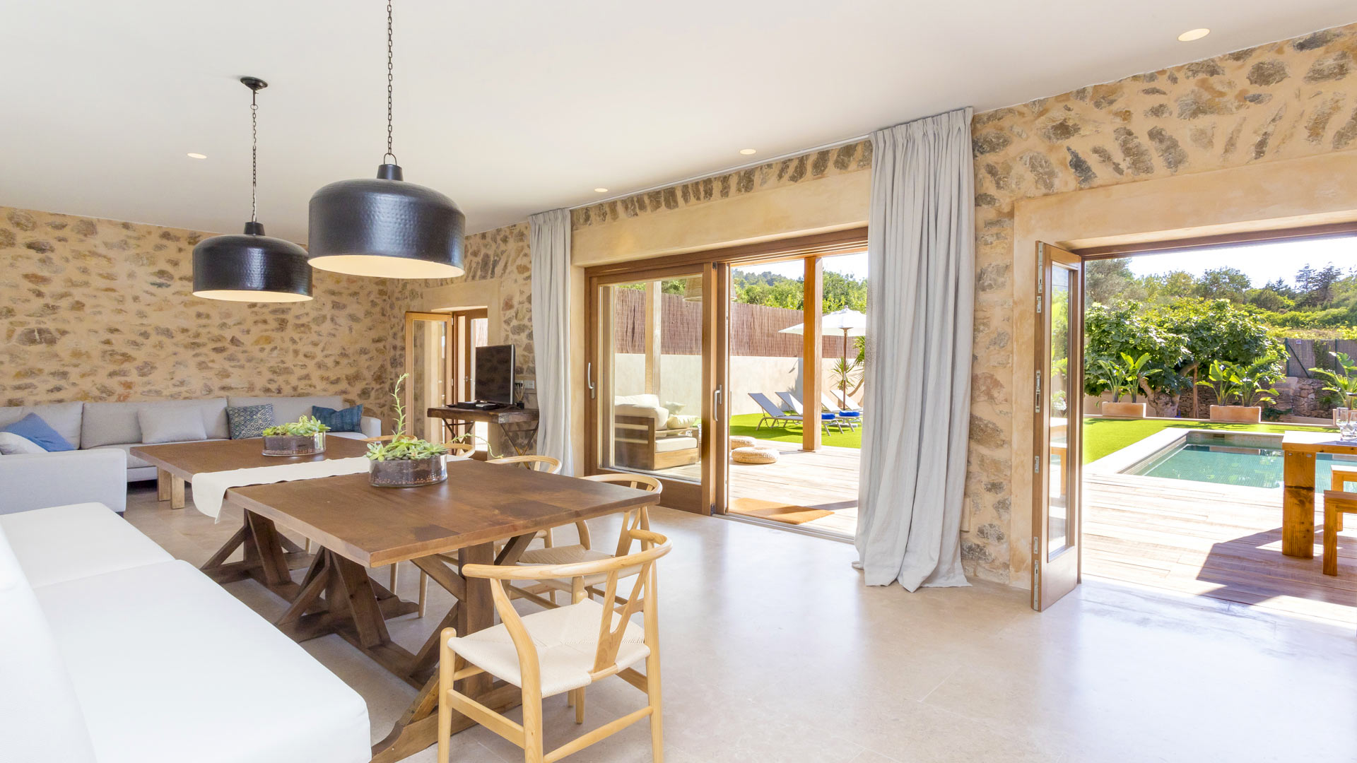 Villa Frigolar, Rental in Ibiza