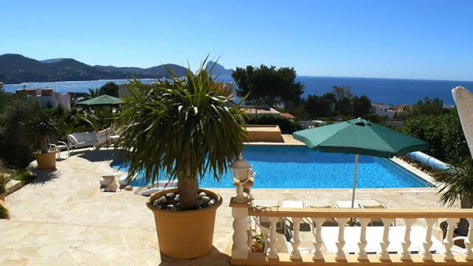 Villa Villa 604, Rental in Ibiza