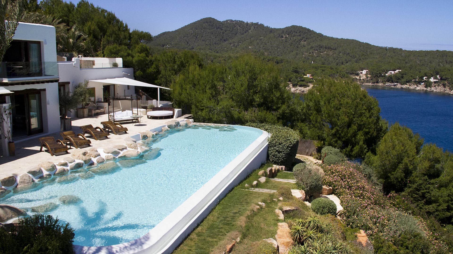Villa Villa 856, Rental in Ibiza