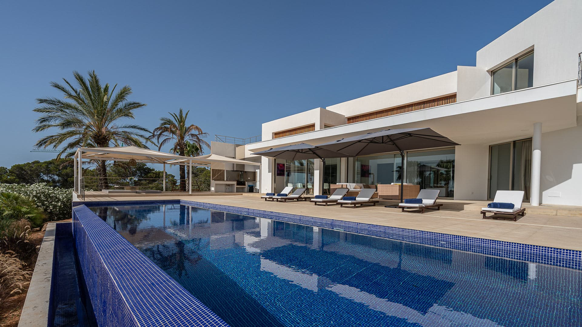 Villa Villa Vivo, Rental in Ibiza