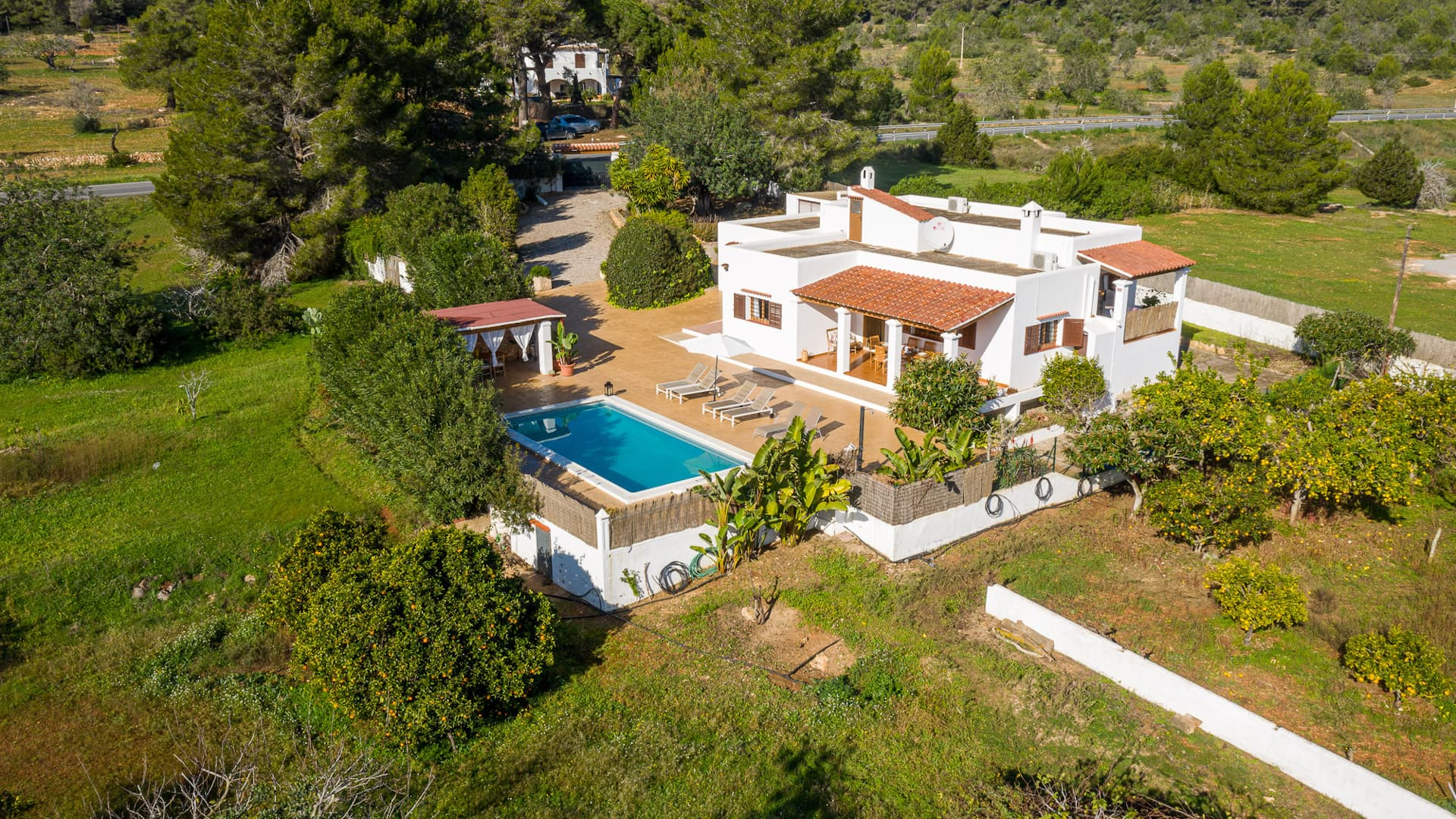 Villa Can Juan, Rental in Ibiza
